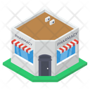 Dispensary Medical Center Health Clinic Icon