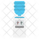 Dispenser Can Water Icon