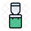Dispenser Cooler Water Icon