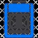 Dispenser Water Machine Icon