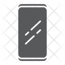 Smartphone Without Frame Icon