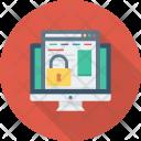 Display Lock Website Icon