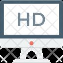Display Hd Screen Icon