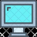 Display Computer Monitor Icon