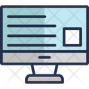 Display Imac Lcd Icon