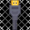 Displayport Icon