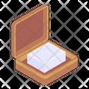 Disposable Box Icon