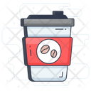 Disposable Cups Takeaway Cup Coffee Cup Icon