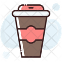 Juice Cup Paper Cup Smoothie Cup Icon