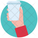 Disposable Drink Icon
