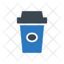 Drink Papercup Coffee Icon