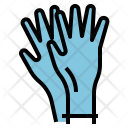 Gloves Aseptic Clean Icon