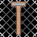 Blade Make Up Razor Icon