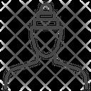 Dissociative Icon