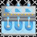 Dissolution Test Icon