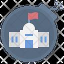 Dissolve Parliament Icon