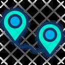 Location Pin Navigation Gps Icon