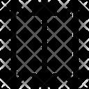 Distance Arrow Icon