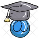 Distance Education Online Training Elearning Icon