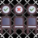 Sit Seat Social Icon