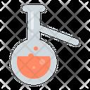 Distilling Glassware Flask Icon