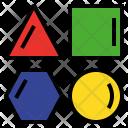 Distinguish shape Icon