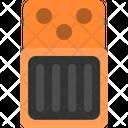 Distort Pedal Effect Distort Icon