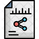 Distribute Document Sharing Icon