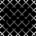 Center Distribute Vertical Icon