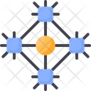Distributed Ledger Technology Icon