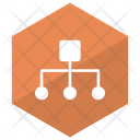 Distributed Connection Icon