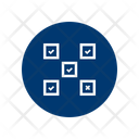 Distributed Consensus Icon