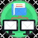Shared Folder Distributed Data Folder Shared File Icon
