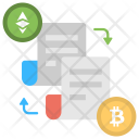 Distributed Ledger Shared Icon