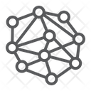 Distributed Network Distributed Network Icon