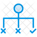 Distributed Network Icon