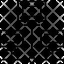 Disturbed Database Icon