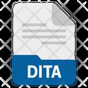 Dita File Icon
