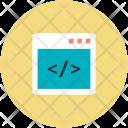 Div Coding Html Icon
