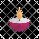 Diva Lamp Diwali Icon