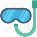 Dive Mask Scuba Icon