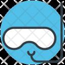 Dive Mask Scuba Icon