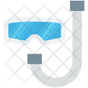 Dive Mask Diving Icon