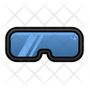 Dive Mask Summer Sunny Day Icon