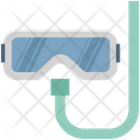 Dive Mask Icon