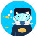 Diver Avatar Job Icon