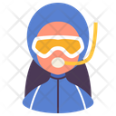 Diver Avatar Occupation Icon