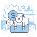 Diversification Business Benefit Icon