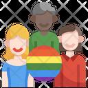 Diversity Pride Parade Queer Icon