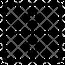 Divide Science Arrow Icon